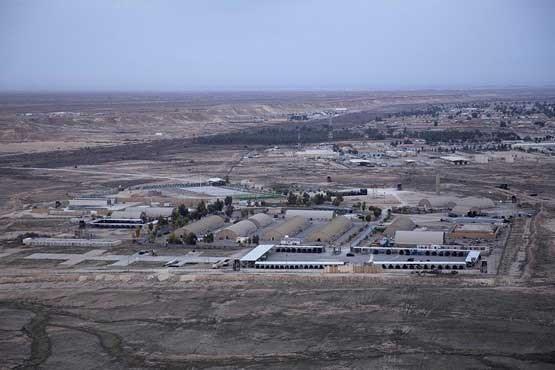 اصابت 10 موشک به پایگاه التاجی در بغداد