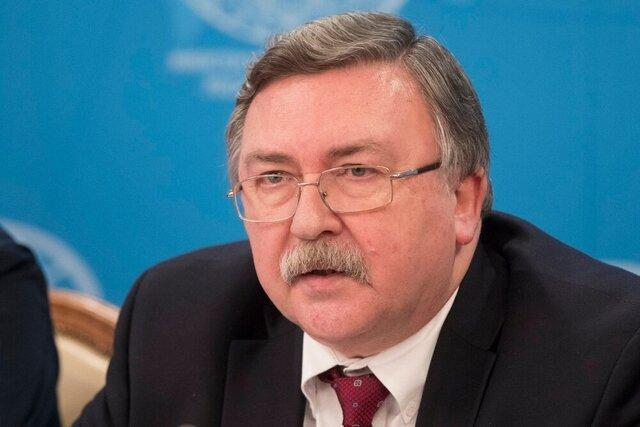 تاکید اولیانوف بر اهمیت گسترش مشارکت سایر کشورها در اینستکس