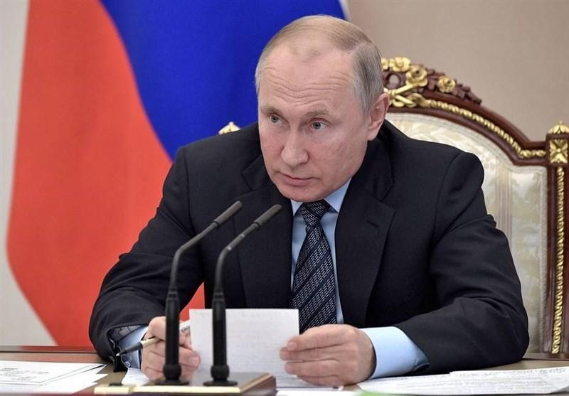 پوتین: صادرات نظامی روسیه در سال 2019 به 15میلیارد دلار رسید