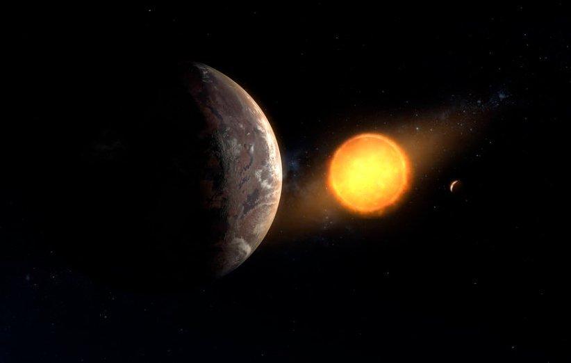کشف یک سیاره فراخورشیدی هم اندازه با زمین در کمربند حیات