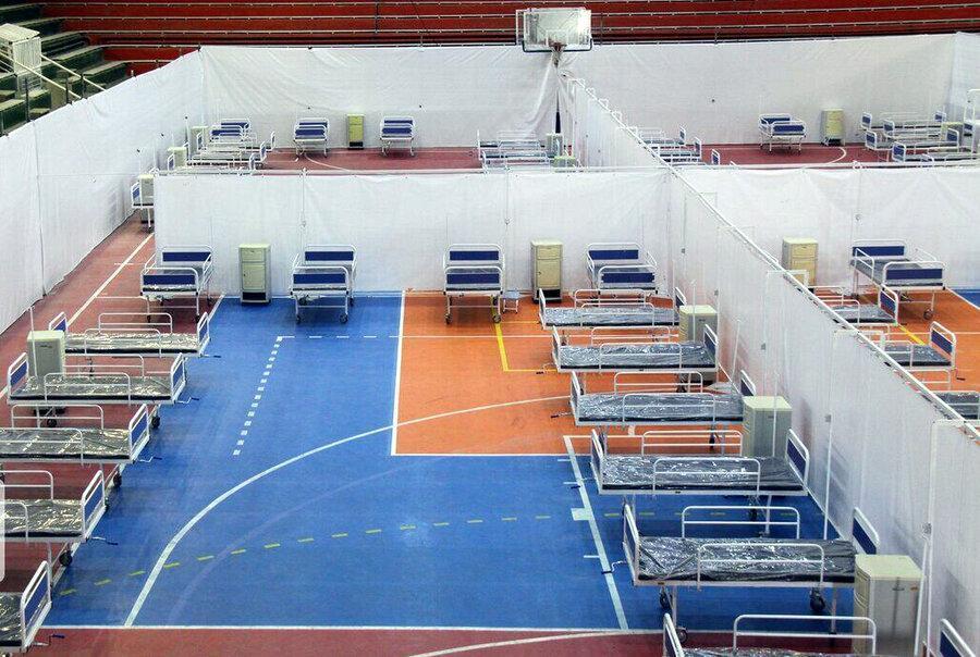 راه اندازی نقاهتگاه 130 تختی منطقه آزاد چابهار برای مبتلایان به کرونا