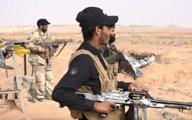 عملیات تازه حشدالشعبی علیه داعش