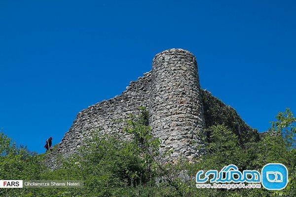 قلعه تاریخی مارکوه رامسر