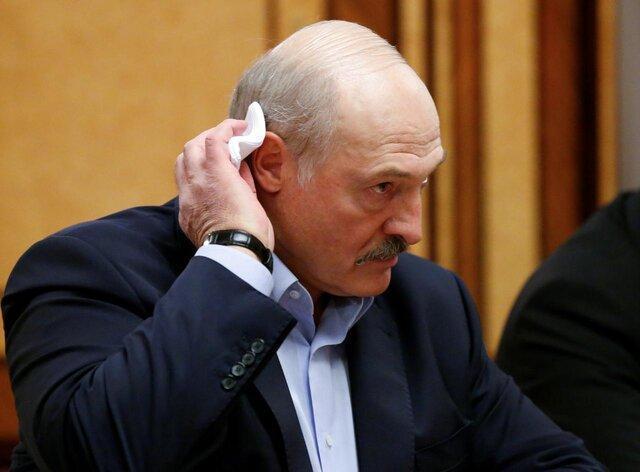 لوکاشنکو رقیبش را به فساد متهم کرد