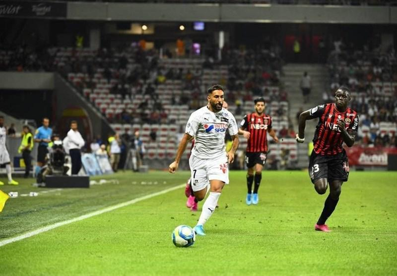 سامان قدوس: بازی در لیگ دسته دوم فرانسه سخت است