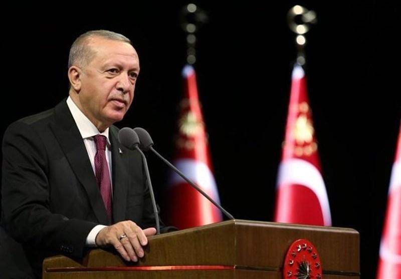 واکنش اردوغان به بیانیه مشترک سران گروه مینسک درباره تحولات قره باغ