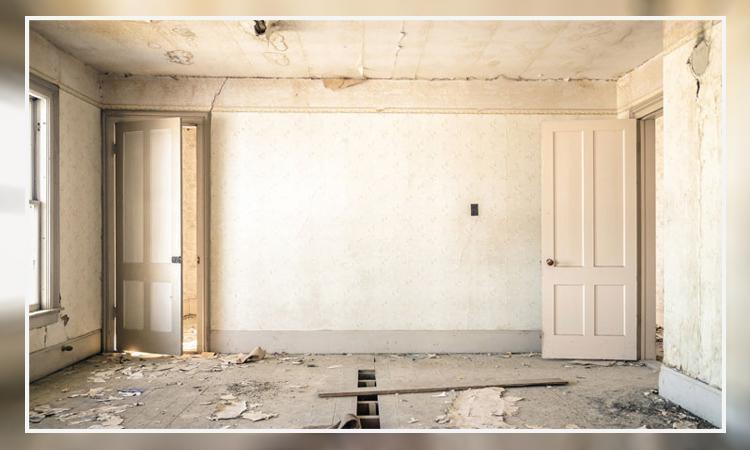 بازسازی داخل منزل بدون تخریب