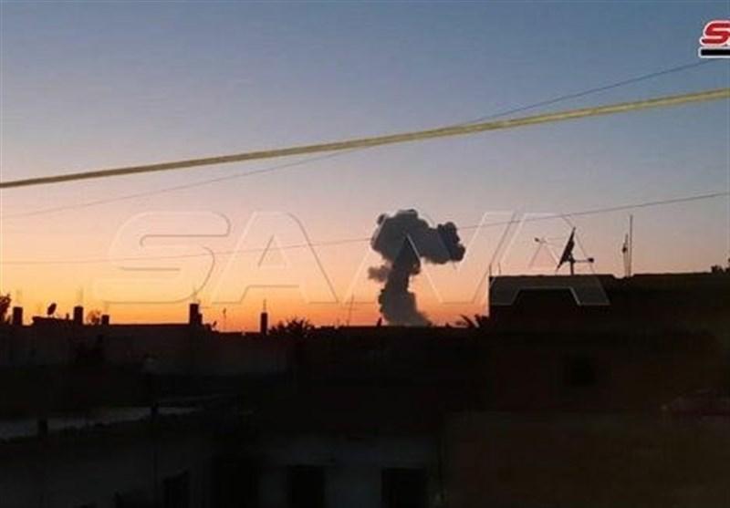 سوریه، وقوع انفجار مهیب در شمال ادلب