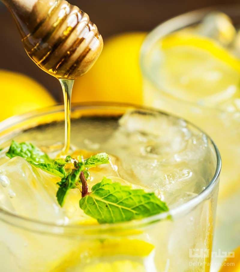 فواید نوشیدن آبلیمو و عسل پیش از صبحانه