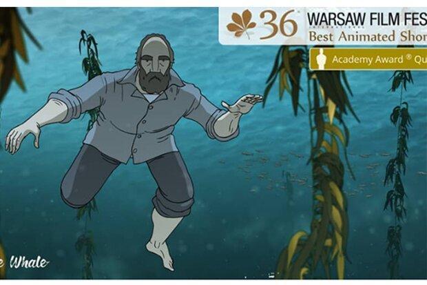 جایزه بهترین فیلم انیمیشن جشنواره ورشو برای نهنگ سفید