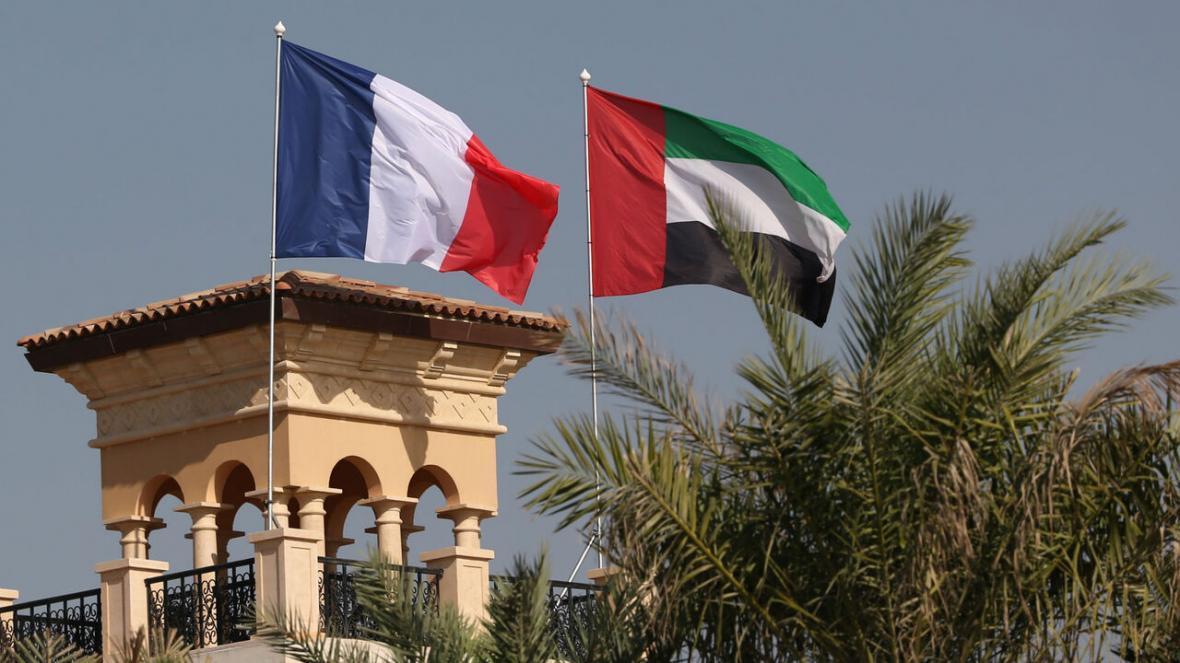 هشدار امنیتی در امارات، فرانسه بیانیه صادر کرد