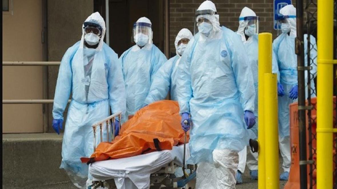 شکستن رکورد شمار قربانیان کرونا در فرانسه