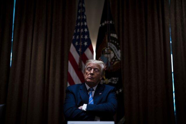 سخنگوی کاخ سفید: سکوت ترامپ می شکند