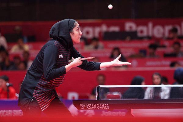 کرمانی ها متقاضی حضور در لیگ تنیس روی میز بانوان شدند