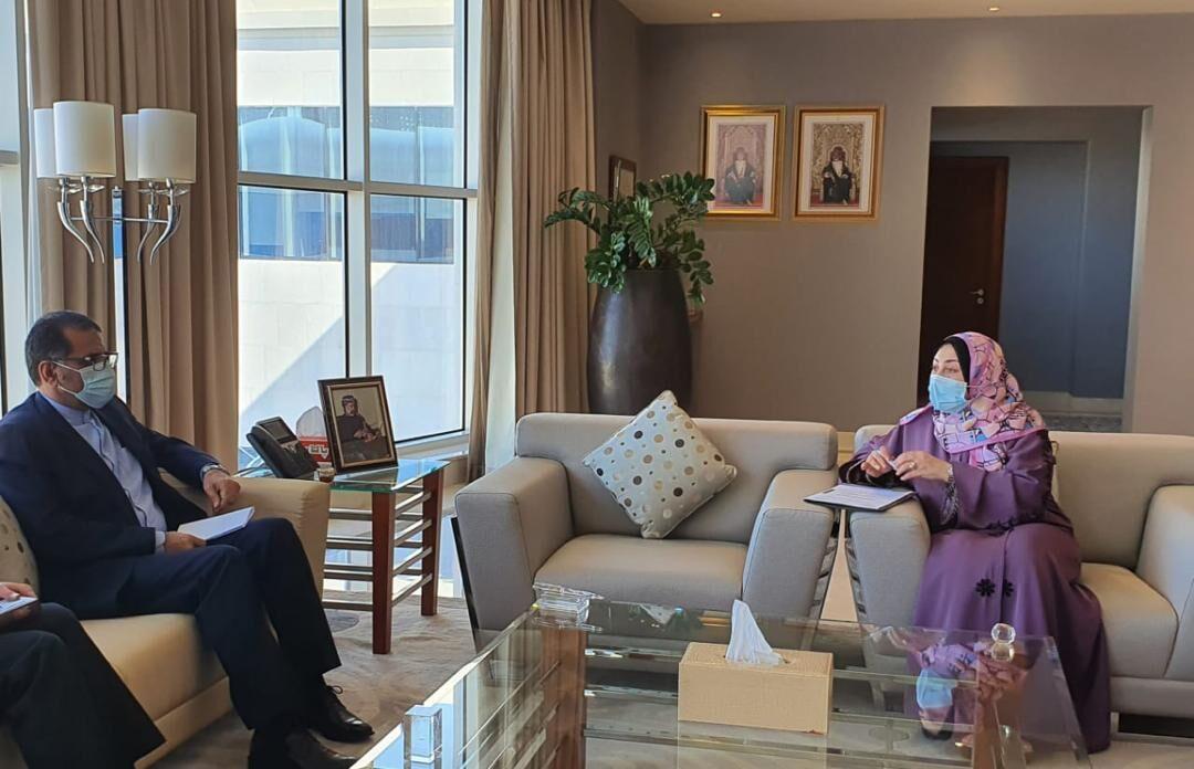خبرنگاران رایزنی سفیر ایران و وزیر آموزش عمان درباره توسعه همکاری های مشترک