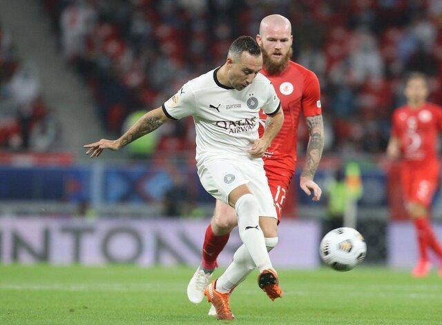 ناکامی ترابی و محمدی در فینال جام امیر قطر
