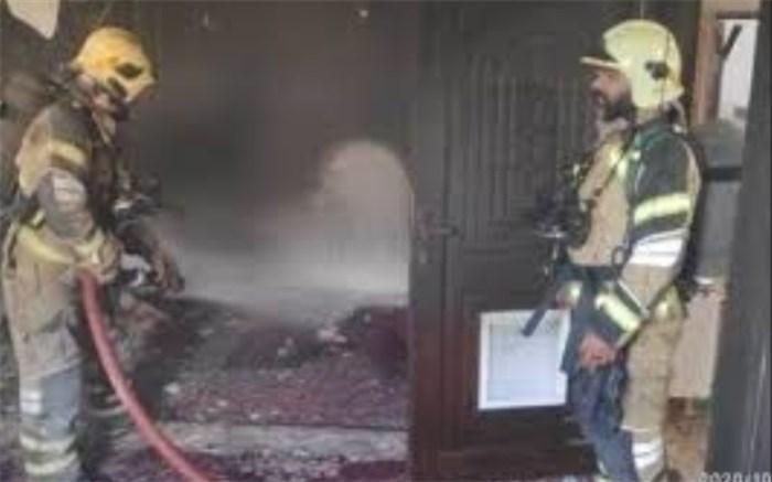 6 کشته در آتش سوزی باغ شخصی در تهران
