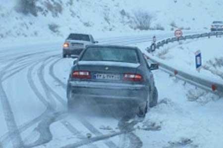 نکاتی که باید هنگام رانندگی در هوای برفی رعایت کرد
