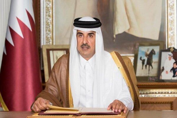 امیر قطر در اجلاس شورای همکاری حضور پیدا می نماید