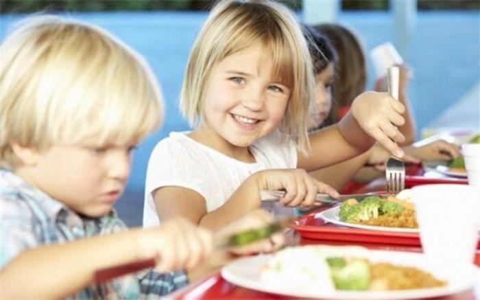 چند توصیه تغذیه&zwnjای سالم برای بچه ها