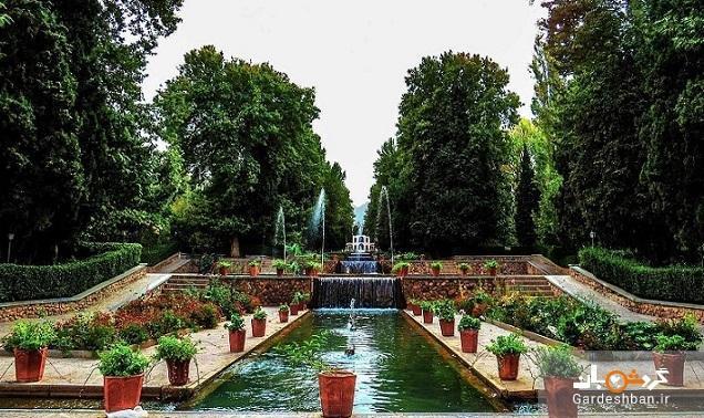 زیبا ترین باغ های ایرانی را بشناسید
