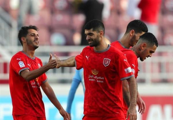 لیگ ستارگان قطر، پیروزی پُرگل الدحیل در نخستین حضور علی کریمی