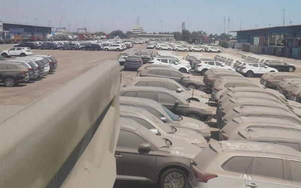 ترخیص 9 هزار خودرو از گمرکات پس از 2 سال