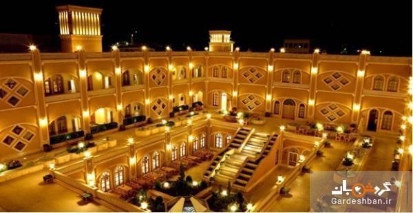 بهترین هتل های یزد از دید گردشگران