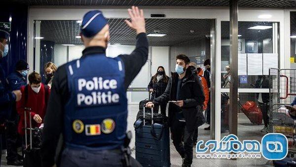 بلژیک سفرهای غیر ضروری را ممنوع می نماید