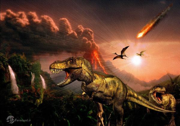 چند انقراض روی کره زمین رخ داده است؟