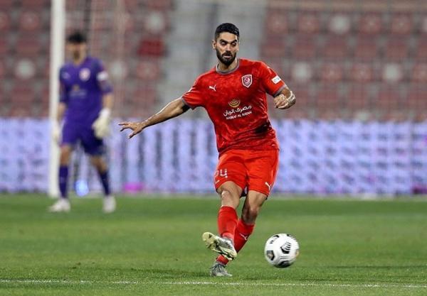 لیگ ستارگان قطر، پیروزی الدحیل در ملاقات لژیونرهای ایرانی، فزونی العربی با گل مهرداد محمدی