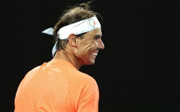 تنیس اوپن استرالیا؛ نادال یک چهارم نهایی را جذاب کرد