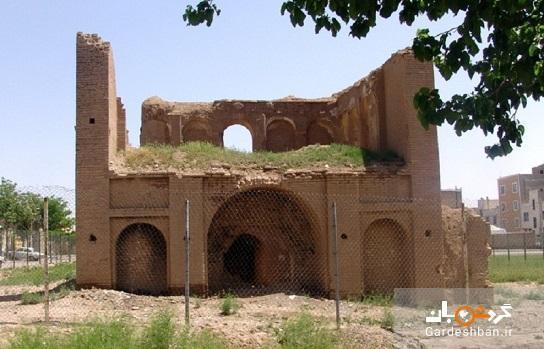 عمارت اربابی؛بنای قاجاری در شهر قدیم الوند، عکس
