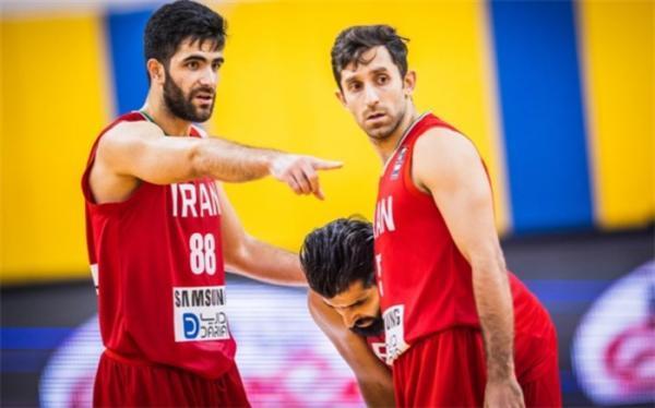 لغو انتخابی کاپ آسیا به نفع بسکتبال ایران شد