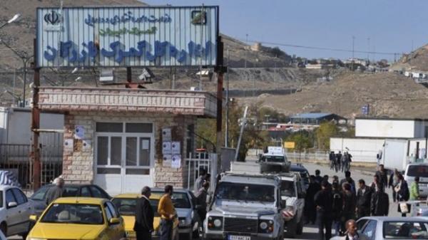 تردد کامیون ها در مرز ایران-ترکیه تسهیل شد