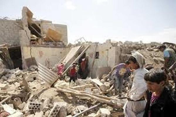 خبرنگاران ائتلاف سعودی 31 بار مأرب یمن را بمباران کرد