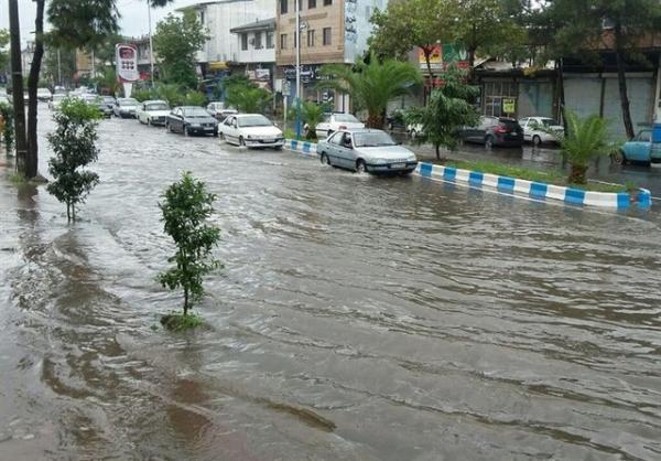 احتمال وقوع سیلاب در آذربایجان غربی