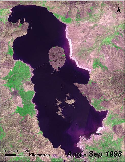 احیای کامل دریاچه ارومیه نیازمند کاهش 50 درصدی استفاده از منابع آب های قابل استحصال