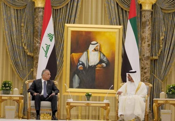 ملاقات الکاظمی با شیخ زاید در ابوظبی؛ دعوت از شرکت های اماراتی برای فعالیت در عراق خبرنگاران