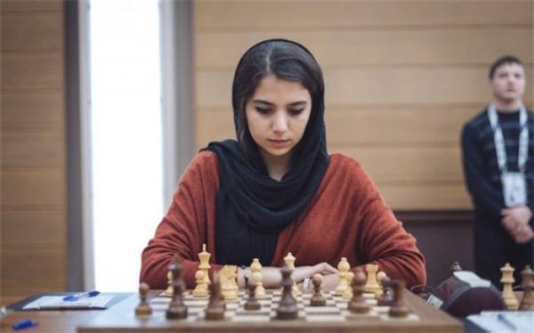 دختر ایرانی قهرمان آسیا را مات کرد