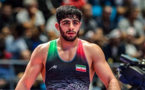 ساروی کشتی فرنگی ایران را به سهمیه پنجم المپیک رسید