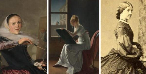 زنانی که هنرشان به نام مردان نوشته شد