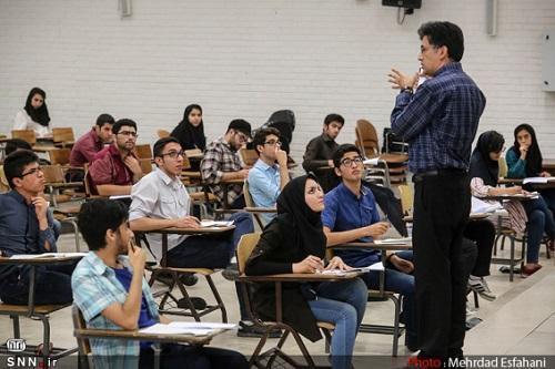 افزایش اعضای هیئت علمی در دانشگاه تبریز