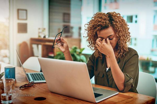 چرا در خانه کار کردن ما را بیشتر خسته می نماید؟