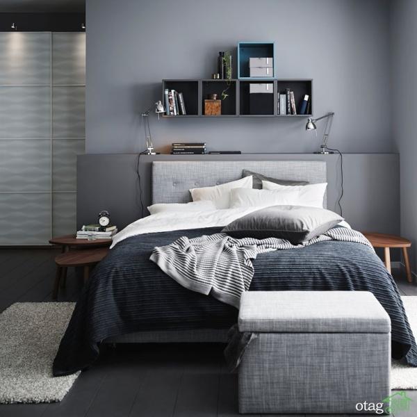 راهنمای انتخاب رنگ اتاق پسرانه بزرگسال بر اساس خصوصیات روحی
