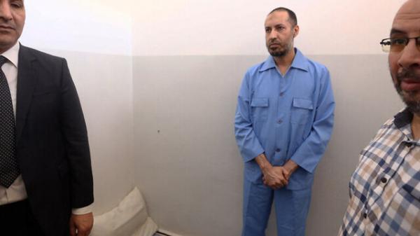وکیل خانواده قذافی: ساعدی آزاد نشود به دادگاه های بین المللی می رویم