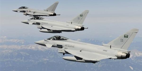 عربستان سعودی 21 بار مرکز و شمال یمن را بمباران کرد