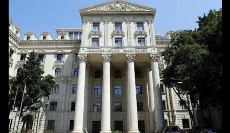 انتقاد وزارت خارجه جمهوری آذربایجان از هند