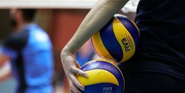 اعلام برنامه تیم ملی والیبال برای حضور در المپیک