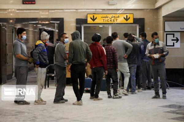 شگرد نو کلاهبرداری در مترو تهران!